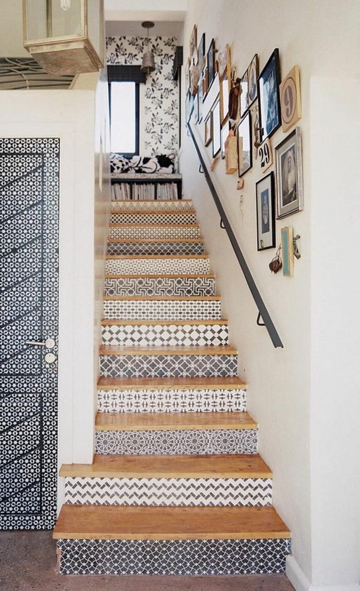 Rampe D Escalier Murale Bois l'escalier, un atout majeur en matière de décoration