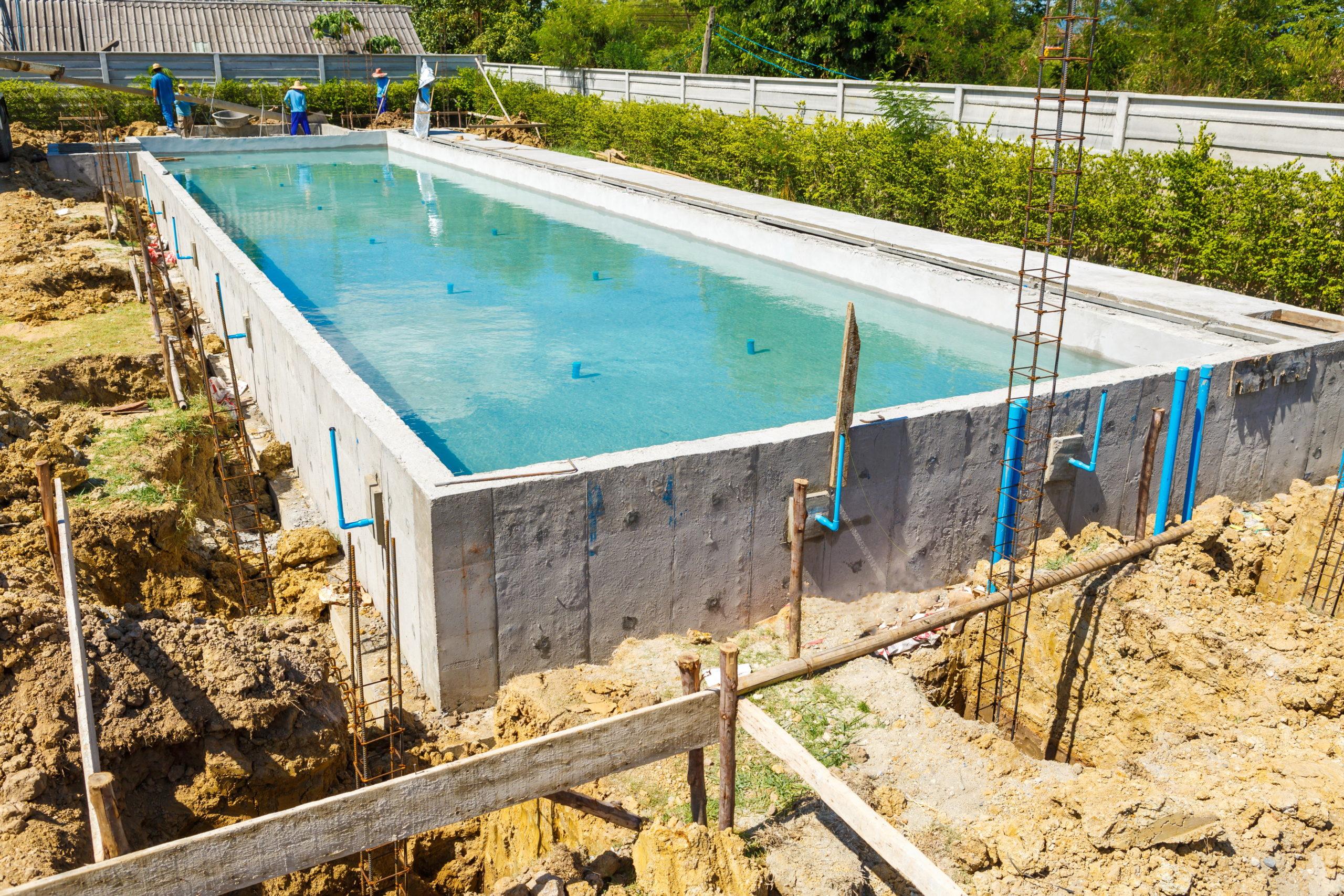 Construction de piscine r glementation emplacement - Construction piscine reglementation ...
